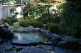 松園の露天風呂