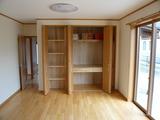 高木邸寝室収納