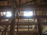 20120503小屋組み
