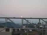 久保田駅跨線橋より