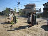 大善寺地鎮祭20101103