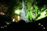1116夜の滝