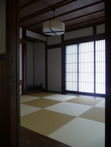 西川邸和室2