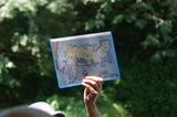 昔、西洋人が描いた日本地図