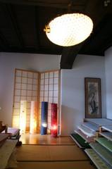 名尾和紙展示館1