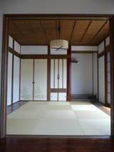 西川邸和室1
