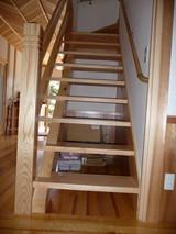 平山邸階段