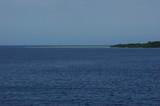与論島の珊瑚礁