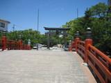 福岡県社三柱神社