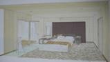 パース ベッドルーム