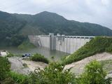 嘉瀬川ダム0521