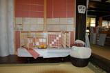 名尾和紙展示館玄関
