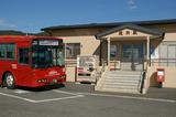 JRバス彼杵駅前