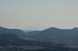 矢岳越え、霧島連山を