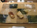 久兵衛の穴子寿司