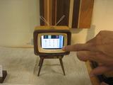i-phoneでテレビ・飛鳥工房