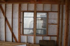 大きすぎる窓