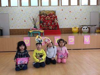 ひな祭り集会 (8)