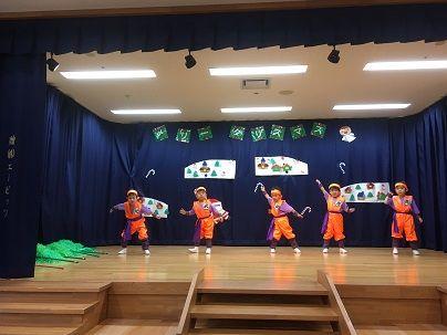 外ヶ浜荘クリスマス会 (4)