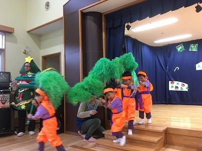 外ヶ浜荘クリスマス会 (1)