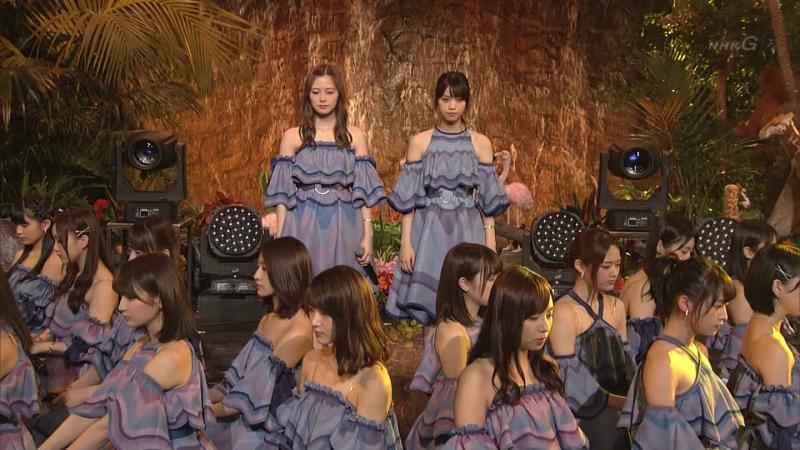 【画像】乃木坂46 エロいワキの見せ方 シブヤノオト 170821