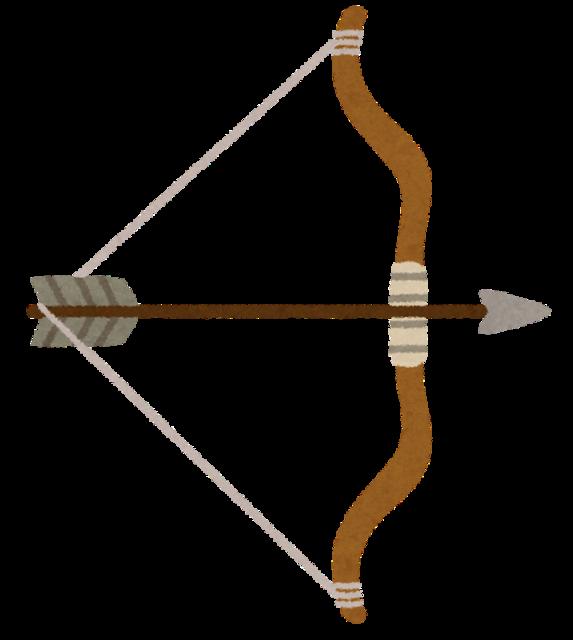 『キングダム』の弓矢強すぎて拳銃なみの威力に!