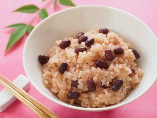 【画像】北海道のお赤飯はしょっぱくない?甘納豆を使った甘い赤飯が話題wwww