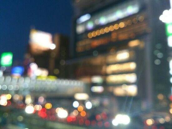 【画像】視力0.01から見える世界www