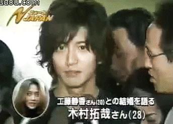 【画像】28歳のキムタク、神がかり的にイケメンだったwwww