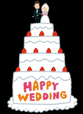 【速報】結婚式に出席したワイ、無事昇天