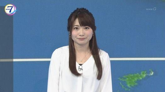 【画像】ロリロリ気象予報士・岡村真美子さんに似た國本未華さん(30)がNHKニュース7に登場wwwwwwwww