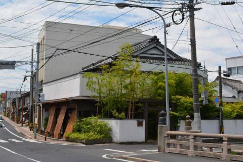 竪町・日本料理たてまち(中島呉服店の現況)