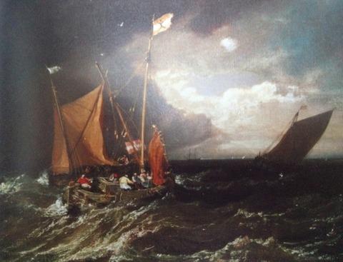 ターナー海洋