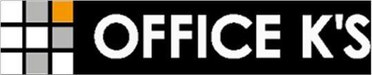 オフィスケイズ ロゴ