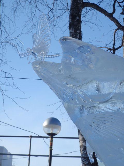 氷のライズ