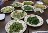 08山菜料理