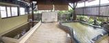 6階露天風呂大浴場