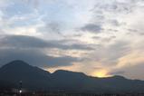 2007ガーデンから見る山景色