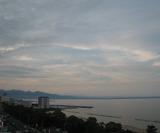 2007ガーデンから見る海景色