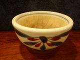 呉須赤菊すり鉢