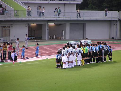 2004.08.15 vs川崎フロンターレ@等々力