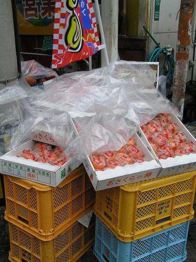 あさくら(朝倉)の柿
