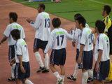2003.10.18 サンフレッチェ広島 vs アビスパ福岡@広島ビッグアーチ