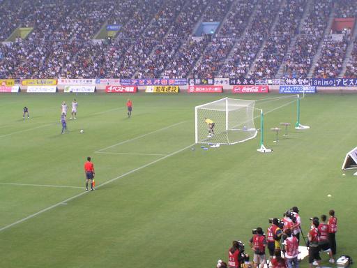 2007.07.28 アビスパ福岡vs東京ヴェルディ1969@博多の森