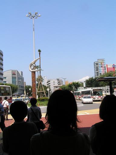 西鉄大橋駅前バス乗り場