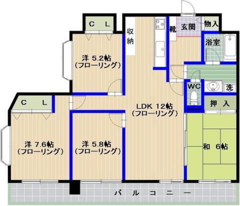 ライオンズマンション香椎駅東1