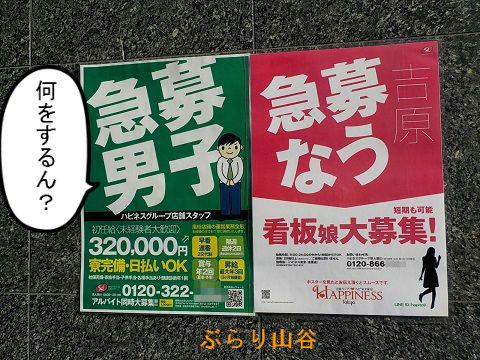 ソープランド男子スタッフ募集