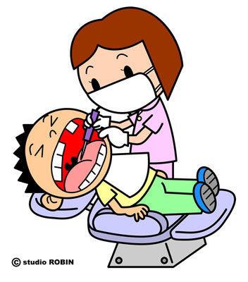 歯医者イラスト
