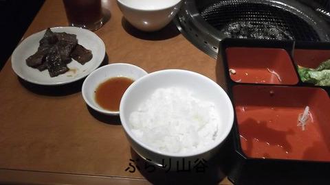 黒毛和牛の焼き肉ランチ