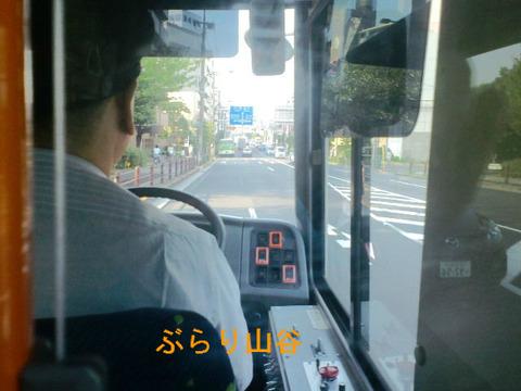 路線バスで行くぼっち旅